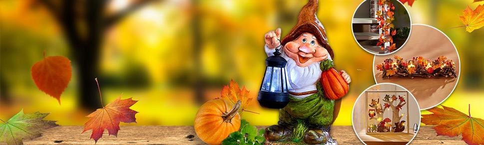 Nouveautés pour votre déco automne